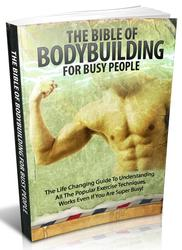The Bible of Body Building