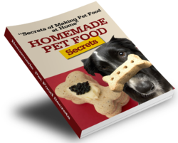 Homemade Pet Food Secrets