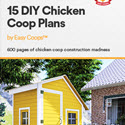 15 DIY Chicken Coop Plans By Easy Coops Review