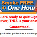 Smoke Free in One Hour Professional Hypnosis Recording