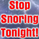 Easy Exercises Cure Snoring And Sleep Apnea - As Soon As Tonight!