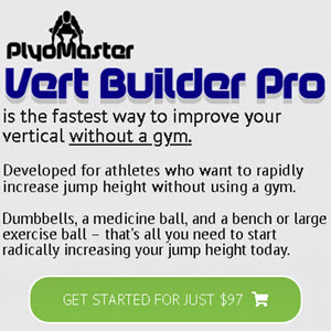 Plyomaster Revolution Vert Builder Pro Review