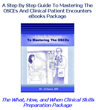 Mastering the OSCE