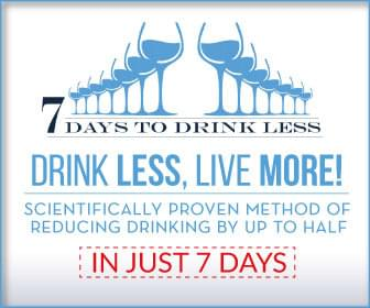7 Days To Drink Less Online Alcohol Reduction Program