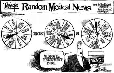 Medicine Clinical Epidemiology Cartoons